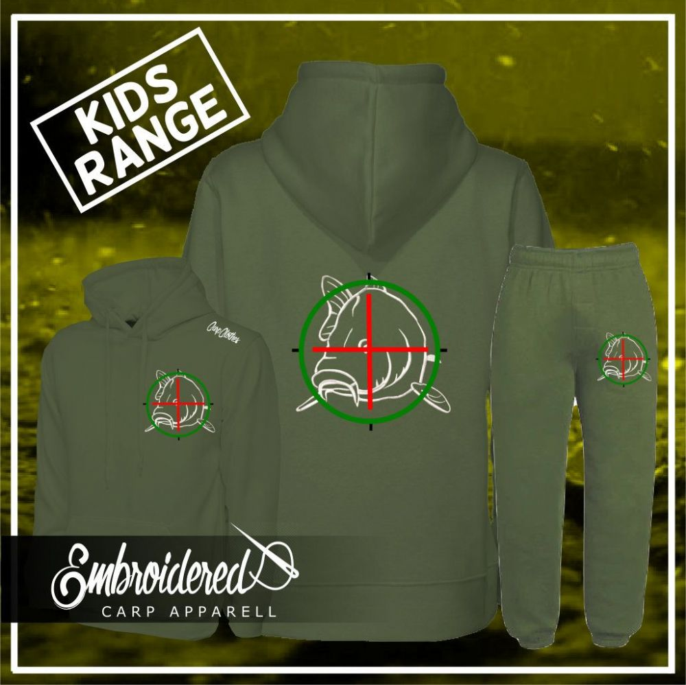 CHILD 006 EMBROIDERED TRACKSUIT